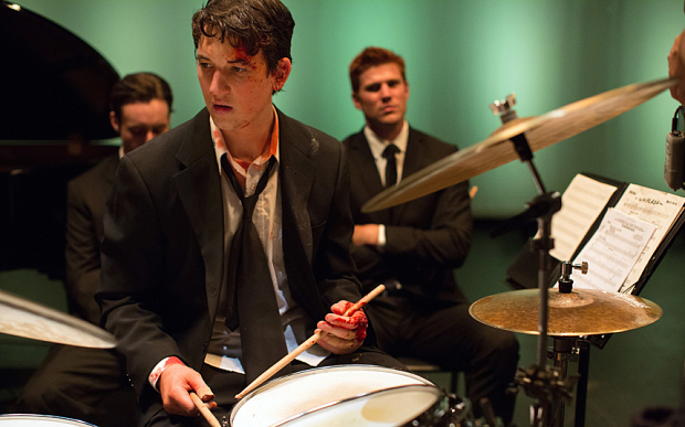 Whiplash review – the Full Metal Jacket of jazz
